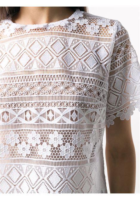 T-shirt ricamata VIVETTA | T-shirt | F011 48501101