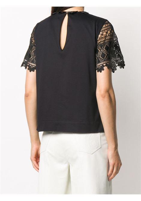T-shirt ricamata VIVETTA | T-shirt | F011 48509000