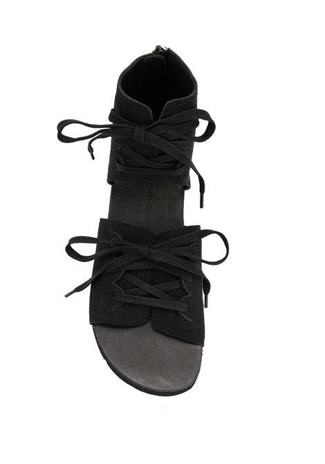 Sandali modello gladiatore YOHJI YAMAMOTO | Scarpe | FN-E06-9701