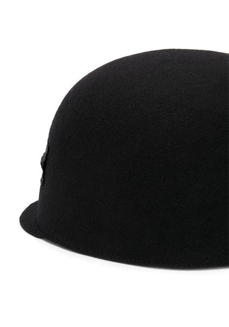 Cappello con zip YOHJI YAMAMOTO   Cappello   FN-H14-1611