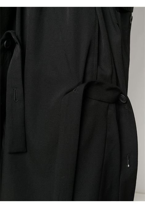 Shorts con nastri rimovibili YOHJI YAMAMOTO | Pantalone | HN-P68-1002