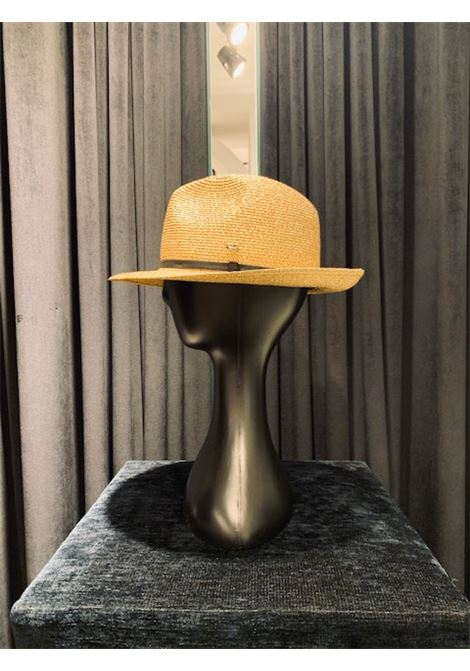 Cappello Borsalino lurex Catarzi | Cappello | P20CAT66ORO