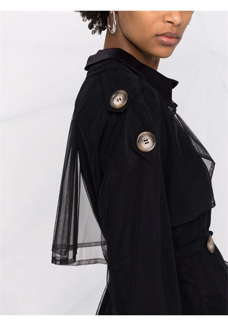 robe manteau con cintura Act n.1 | Trench | PSC210303