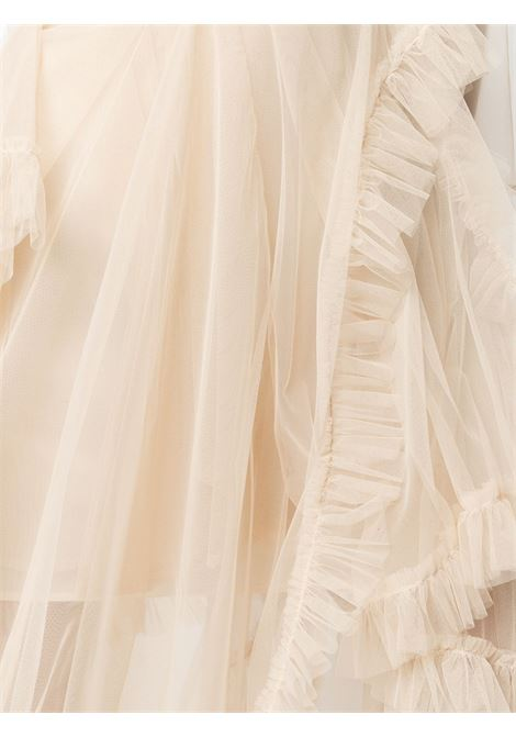 Abito in tulle con ruches Act n.1 | Abito | PSD210701