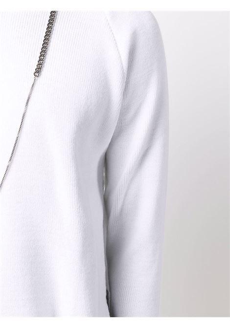 maglia girocollo con spacchi laterali BLACK COMME DES GARCONS | Maglia | 1G-N501-05021
