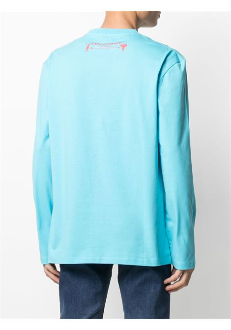 T-shirt unisex CHARLES JEFFREY LOVERBOY | Maglia | CJLPS21GLSTBLUPUT
