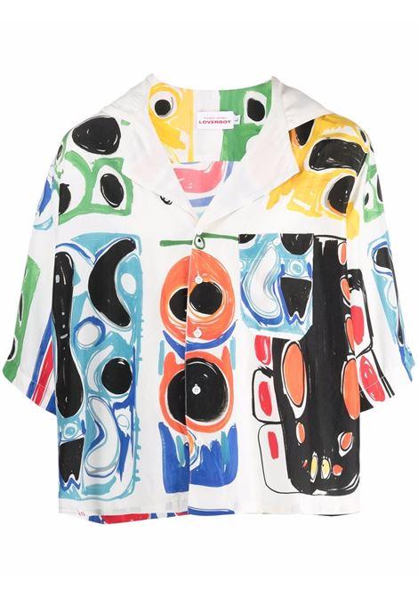 CHARLES JEFFREY LOVERBOY   Shirt   CJLSS21HSCHRPRT