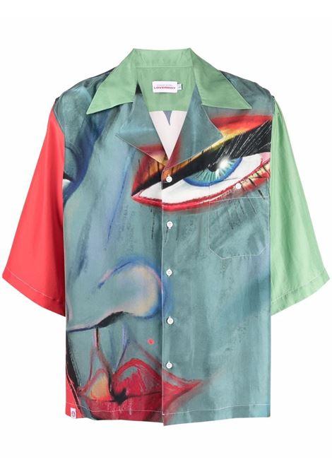 CHARLES JEFFREY LOVERBOY   Shirt   CJLSS21HSTCHFCP