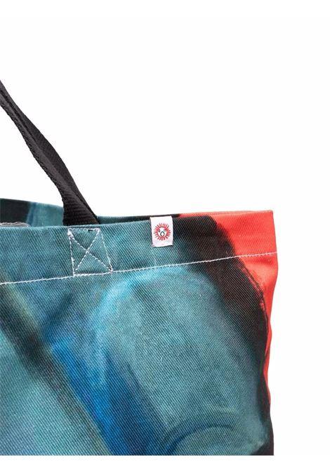 borsa shopper con stampa CHARLES JEFFREY LOVERBOY | Borsa | CJLSS21LTBTFPTCMFPR