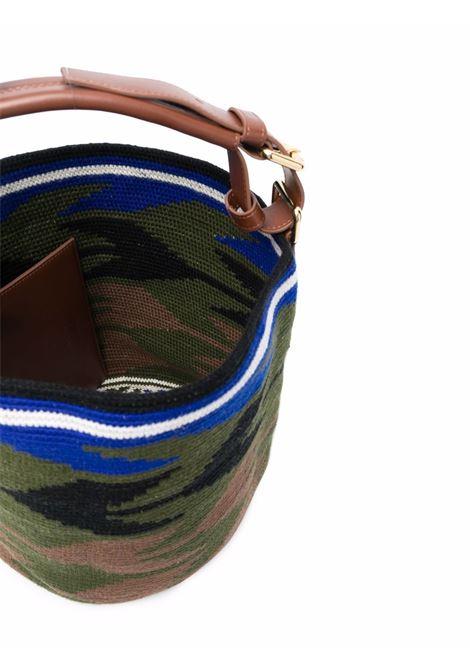secchiello con borsello interno COLVILLE | Borsa | CVS21050AKHAKBB