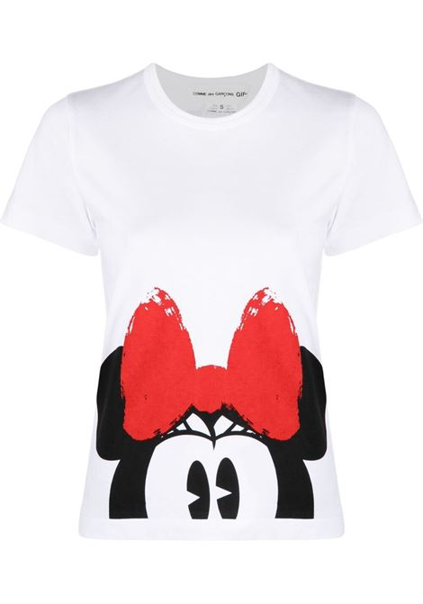 T-shirt con stampa Minnie COMME DES GARCONS GIRL | T-shirt | NG-T005-0511