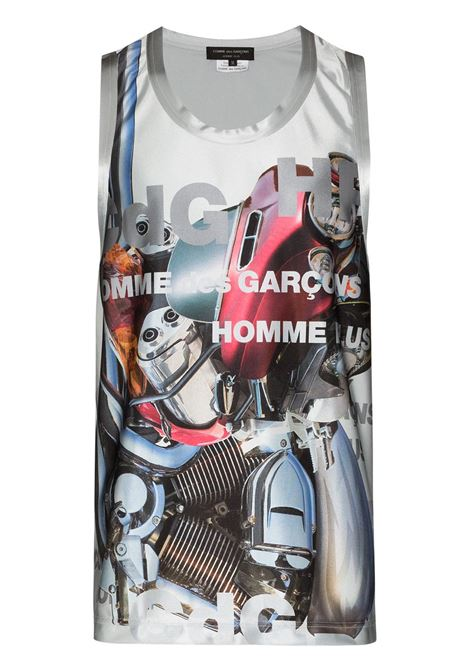 COMME DES GARCONS Homme Plus | Tank top | PG-T017-0511