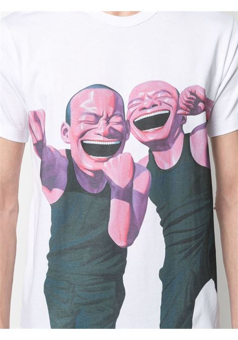 COMME DES GARCONS SHIRT | T-Shirts | FG-T003-SS212