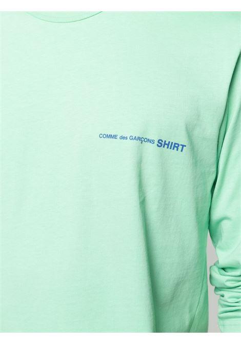 COMME DES GARCONS SHIRT | T-Shirts | FG-T019-SS211
