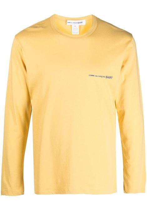COMME DES GARCONS SHIRT | T-Shirts | FG-T019-SS213