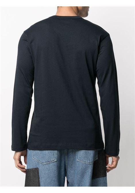 T-shirt con maniche lunghe COMME DES GARCONS SHIRT | T-shirt | FZ-T001-PER2