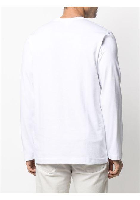 T-shirt con maniche lunghe COMME DES GARCONS SHIRT | T-shirt | FZ-T001-PER4
