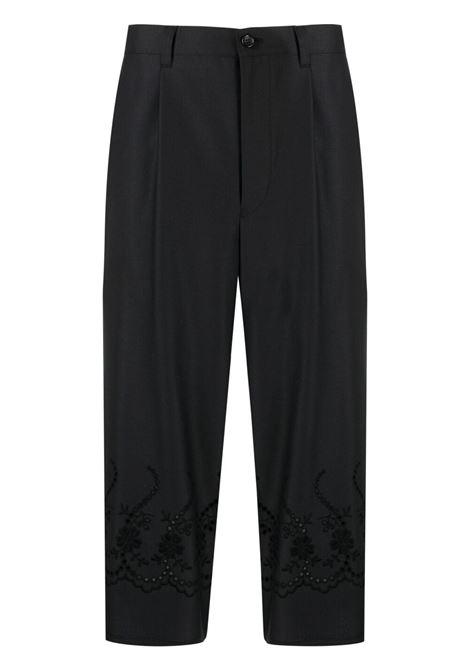 Pantalone modello gaucho COMME DES GARCONS TRICOT | Pantalone | TG-P003-0511