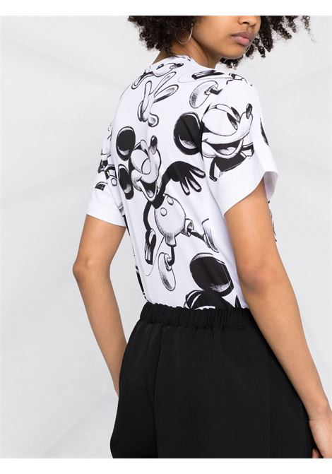 T-shirt con stampa Mickey-Mouse COMME DES GARCONS | T-shirt | GG-T028-0512