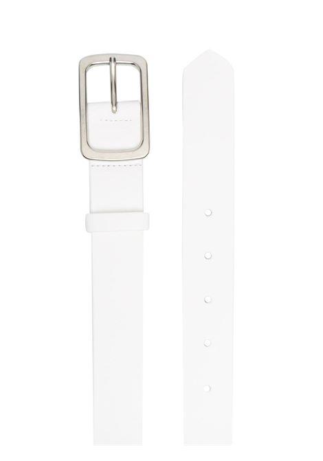 cintura con fibbia argentata DRIES VAN NOTEN | Cintura | BELT211-203Q.123001