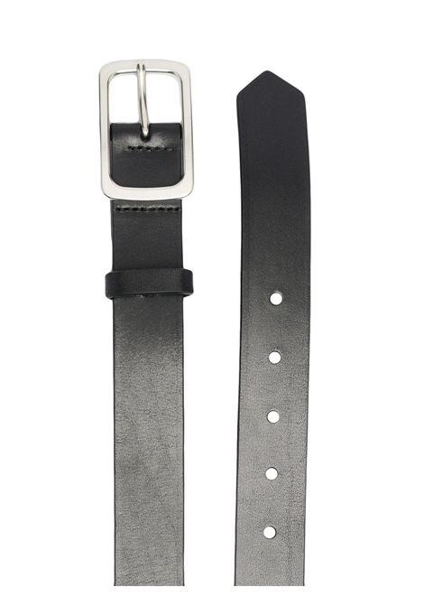 cintura con fibbia argentata DRIES VAN NOTEN | Cintura | BELT211-203Q.123900