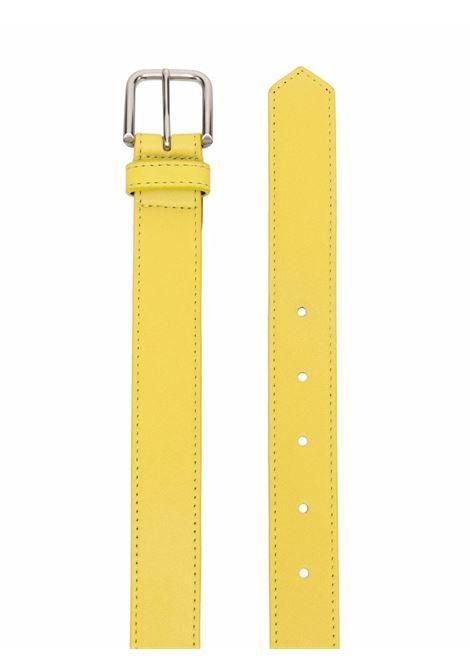 cintura con fibbia argentata DRIES VAN NOTEN | Cintura | BELT211-204Q.132201