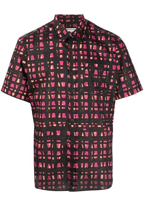 camicia manica corta DRIES VAN NOTEN | Camicia | CHENEYS2064304