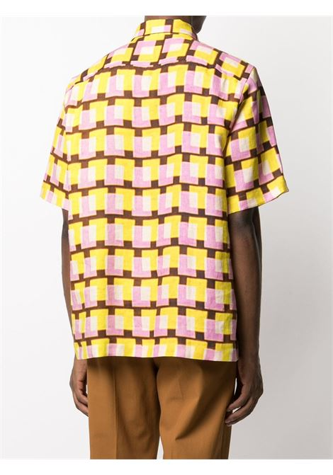 Camicia mezza manica DRIES VAN NOTEN | Camicia | CLASENBIS2080202