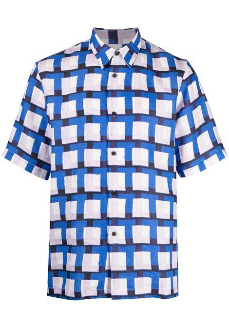 Camicia mezza manica DRIES VAN NOTEN | Camicia | CLASENBIS2080504