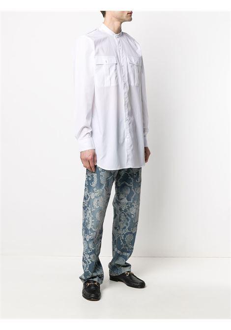 Camicia stile militare DRIES VAN NOTEN | Camicia | COLEBIS2018001
