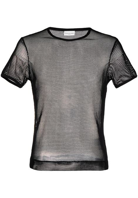 T-shirt a rete DRIES VAN NOTEN | T-shirt | HADAL2616900