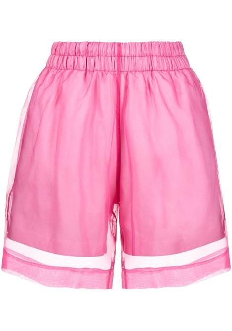 Shorts  in jersey e seta DRIES VAN NOTEN | Shorts | HANARBIS2626304