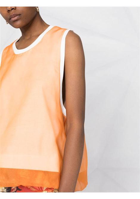 t-shirt smanicata DRIES VAN NOTEN | Top | HANATO2626353