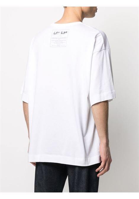 T-shirt con stampa DRIES VAN NOTEN | T-shirt | HEKISPR2600001