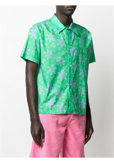 Camicia con stampa a fiori ERL | Camicia | ERL02B0051