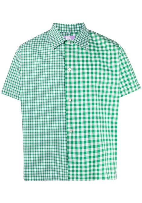 Camicia con due stampe a quadri ERL | Camicia | ERL02B0091
