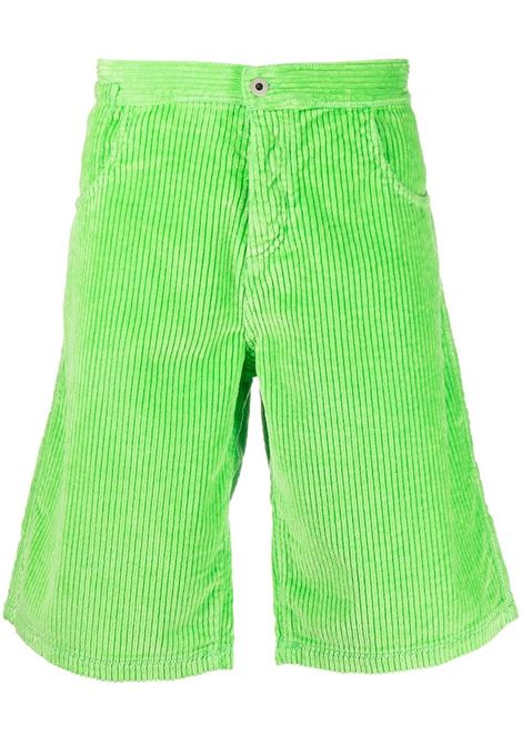 Shorts al ginocchio in velluto a coste ERL | Shorts | ERL02P0241