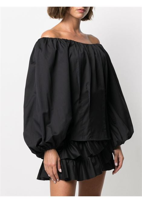 Blusa con maniche a palloncino FEDERICA TOSI | Blusa | FTE21BL067.0PP00380002