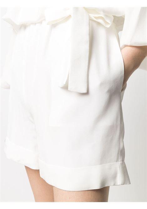 Shorts con cintura e vita elasticizzata FEDERICA TOSI | Shorts | FTE21SH054.0SE00130001