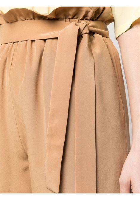 Shorts con cintura e vita elasticizzata FEDERICA TOSI | Shorts | FTE21SH054.0SE00130006