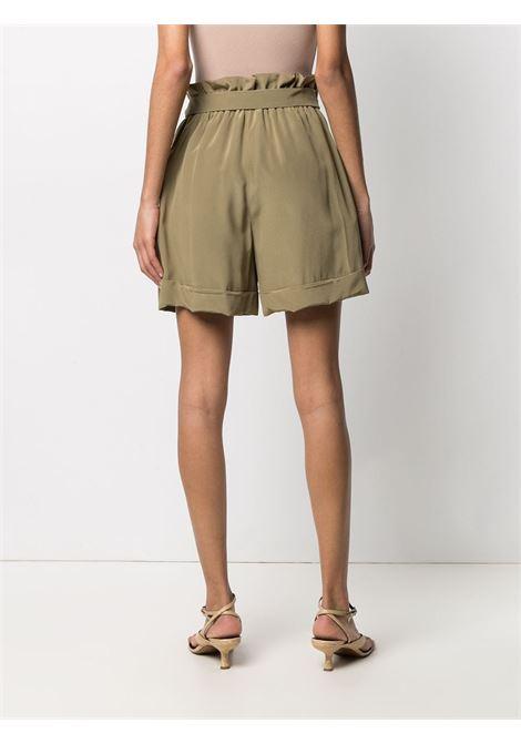 Shorts con cintura e vita elasticizzata FEDERICA TOSI | Shorts | FTE21SH054.0SE00130007