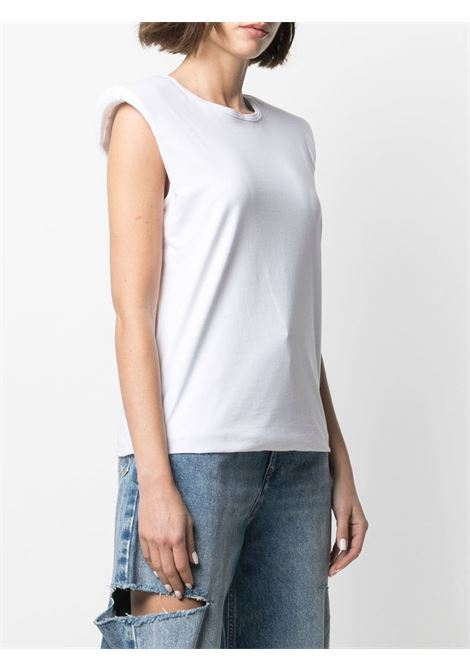 T-shirt con spalline FEDERICA TOSI | T-shirt | FTE21TS003.0JE00810001