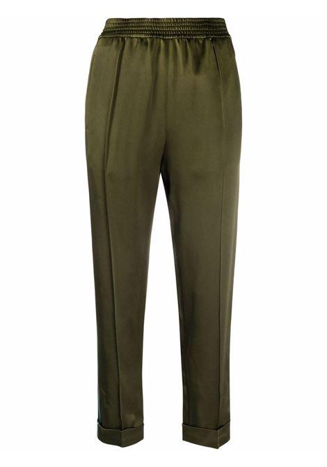 pantalone in satin con elastico in vita HAIDER ACKERMANN | Pantalone | 213-1406-138035