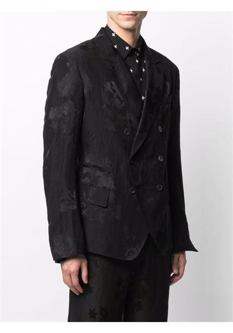 giacca doppiopetto in tessuto damascato HAIDER ACKERMANN | Giacca | 213-3002-253099