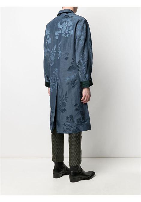 Cappotto con tessuto jacquard HAIDER ACKERMANN | Cappotto | 213-3100-253046