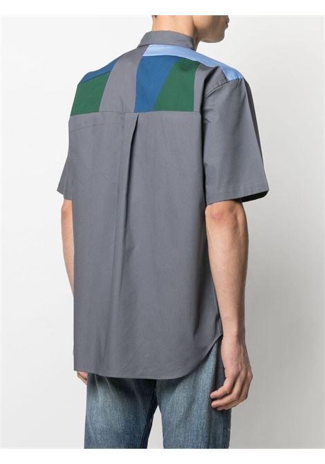 Camicia mezze maniche HOMME DEUX COMME DES GARCONS | Camicia | DG-B030-0511