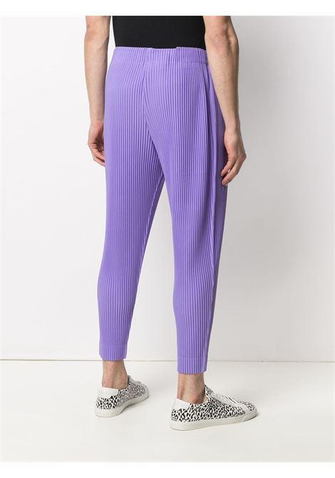 Pantaloni plissettati HOMME PLISSE | Pantalone | HP16JF10881