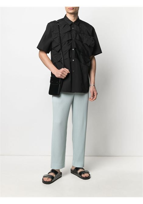 Pantaloni plissettati HOMME PLISSE | Pantalone | HP16JF11311