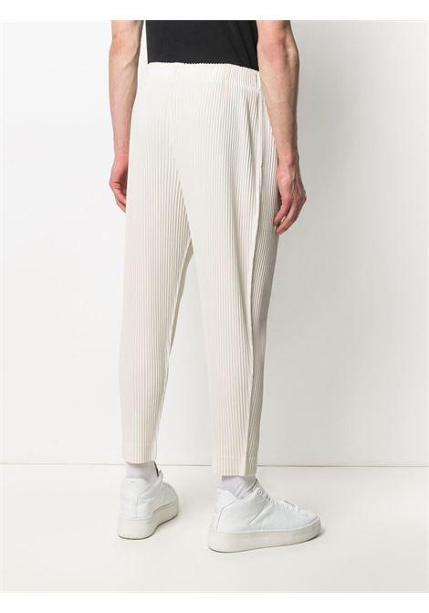 Pantaloni plissettati HOMME PLISSE | Pantalone | HP16JF11803