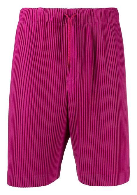 HOMME PLISSE | Shorts | HP16JF13321